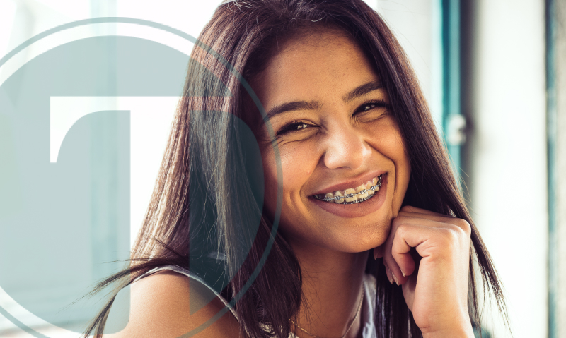 Dental care while using Invisalign